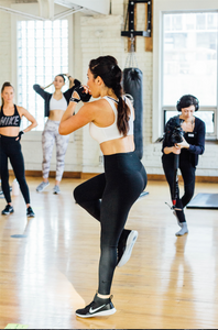 01/28/18 Fitness by Jacflash, Women's Legs, Booty and Abs Workshop with Trainer Lara Marquez and Nurtritionists Keren Chen and Catherine Nelson
