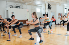 03/04/18 Fitness by Jacflash, Women's Abs and Booty Workshop with Trainer Lara Marquez and Cancer Survivor Ana Bogdonovic