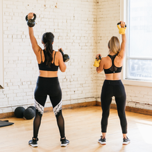 04/08/18 Fitness by Jacflash, Women's Shoulders and Booty Workshop with Trainer Lara Marquez and Founder of Gluten Freedom Inc, Rachael Hunt