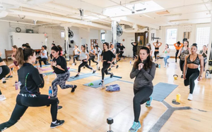 04/29/18 Fitness by Jacflash, Women's Arms and Booty Workshop with Trainer Lara Marquez and Dr. Angelina Yee and Nat Harrison Speaking About Vitality
