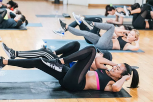 05/06/18 Fitness by Jacflash, Women's Booty Workshop with Trainer Lara Marquez and OB-GYN Dr. Gabrielle Cassir