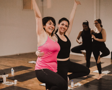 05/23/18 Fitness By Jacflash's Women's Power Yoga Workshop with Kay Ghajar and Massiell Arias, Esthetician and Creator of Massiell Natural Skincare