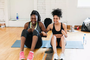 06/03/18 Fitness by Jacflash, Women's Fitness Workshop with Trainer Lara Marquez and Chiropractic Dr Aliya Visram