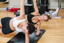 07/08/18 Fitness by Jacflash, Women's Booty Workshop with Trainer Lara Marquez and Aesthetician, Skin Therapist and Acupuncturist Kacie Krecolowich