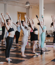 06/19/18 Fitness by Jacflash's Women's Power Yoga Workshop with Kay Ghajar and Zero Waste Event Coordinator Sophi Robertson
