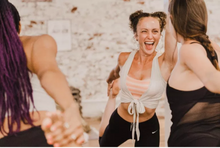 07/24/18 Fitness by Jacflash's Women's Power Yoga Workshop with Kay Ghajar and Art Therapist Afrinda