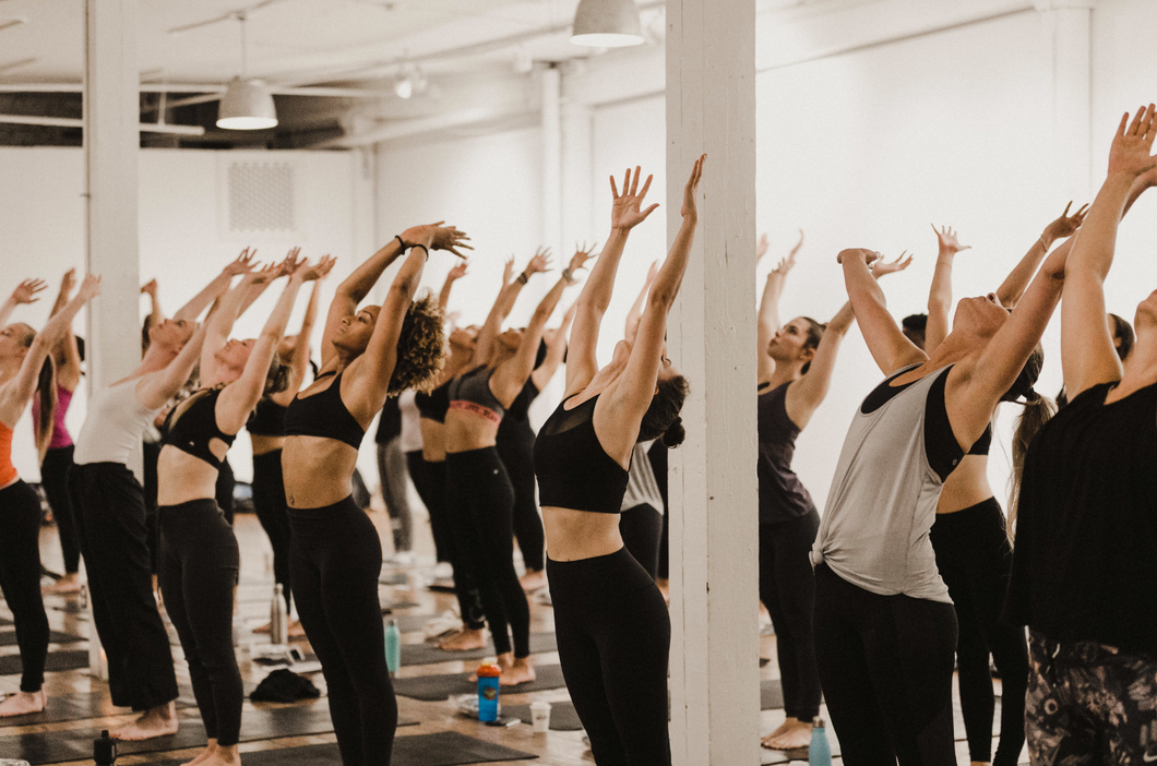 02/05/19 Fitness by Jacflash's SELF LOVE Women's Power Yoga Workshop with Kay Ghajar and Personal Development Coach, Leyla Bagheri