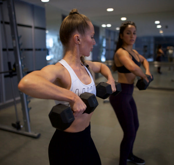 01/14/18 Jacflash's Full Body Circuit Women's Workshop with Trainer Lara Marquez and Holistic Nutritionist Ashleigh Norris