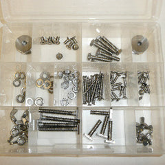 Coaches Fastener Kit