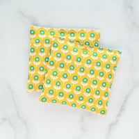 Lavender Sachets in Yellow Tulip - Set of 2