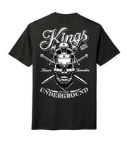 KINGS OF THE UNDERGROUND INNOVAPHARM TEE (BLACK)