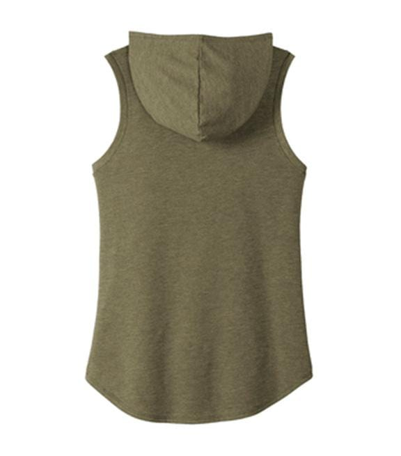LADIES INNOVAPHARM SLEEVELESS HOODIE