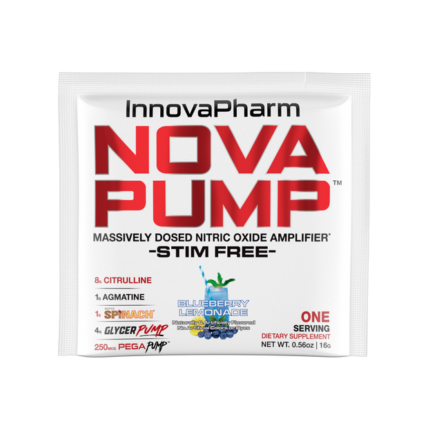 NovaPump Sample Packs