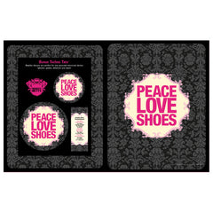iPad Skins, iPad Accessories with Shoes. Gifts for shoe lovers.