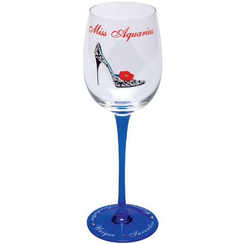 Stiletto shoe wine glass. Stiletto shoe wine glass for shoe lovers.