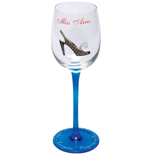 High heel shoes wine glasses for shoe lovers.