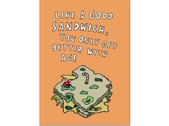 GOOD SANDWICH CARD