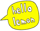 hello lemon | awesome greeting cards & journals from New Zealand