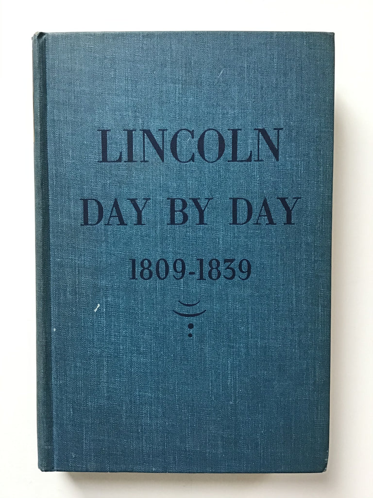 Lincoln Day by Day 1809-1839