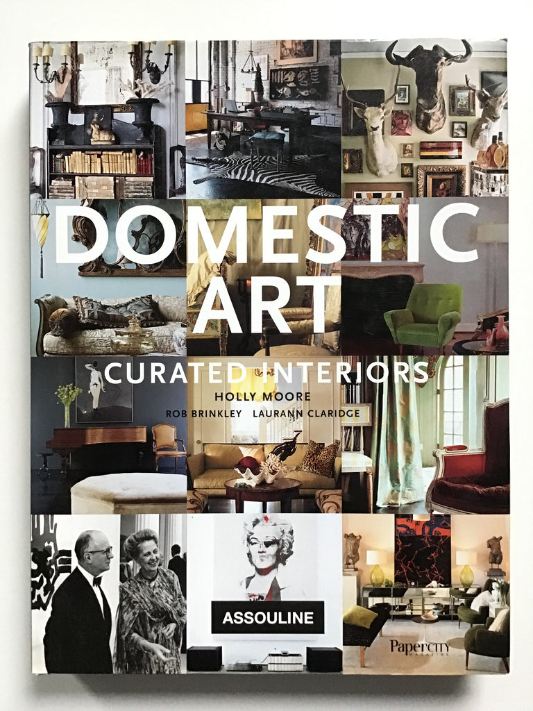 Domestic Art Curated Interiors