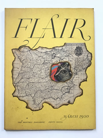 Flair magazine March 1950