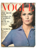 Vogue January 1st, 1969. Forecast 1969