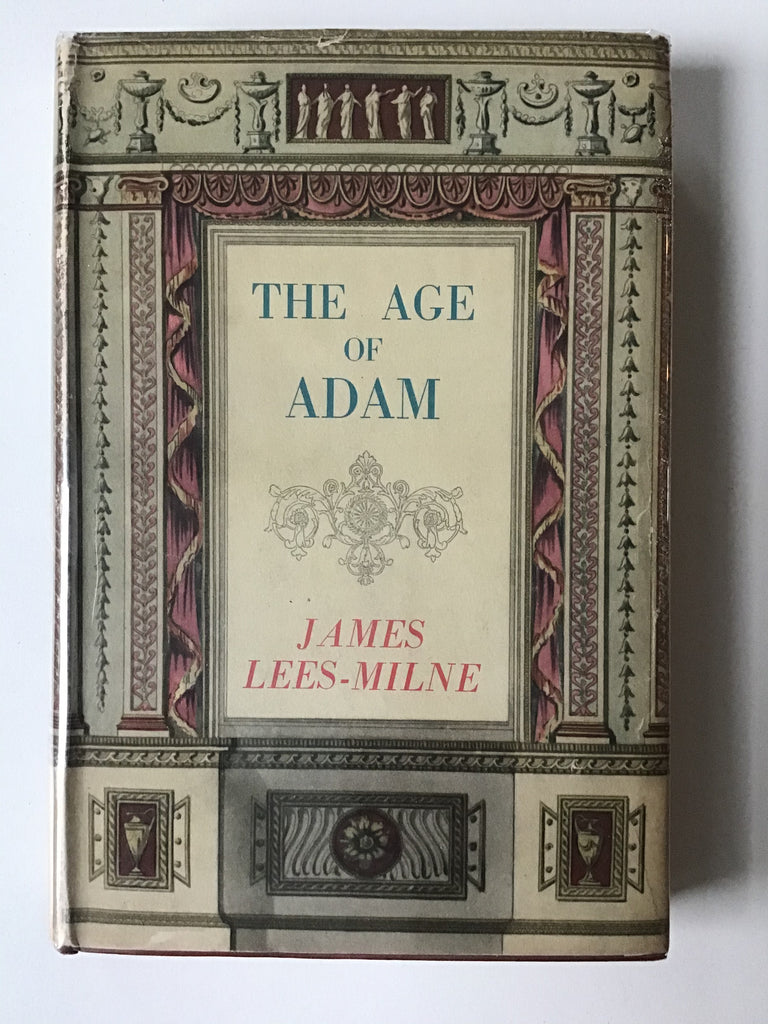 The Age of Adam by James Lees-Milne