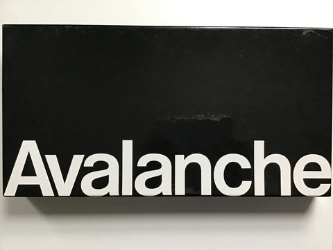 Avalanche facsimile boxed set
