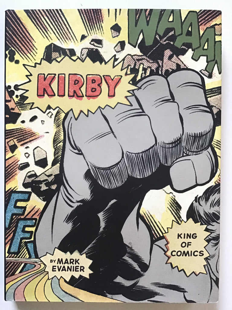 Kirby The King of Comics