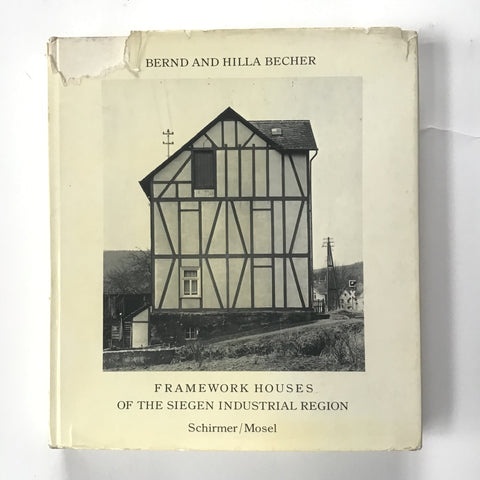 Framework Houses of the Siegen Industrial Region by Bernd and Hilda Becher