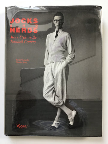 Jocks and Nerds Men's Style in the Twentieth Century