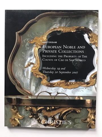 European Noble and Private Collections