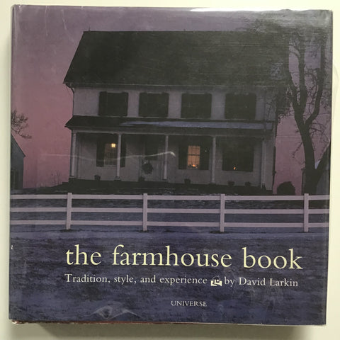 The Farmhouse Book