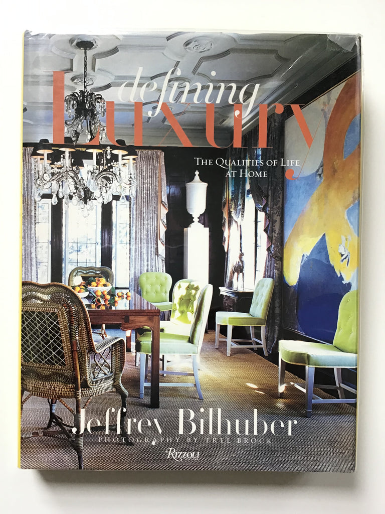 Jeffrey Bilhuber Defining Luxury