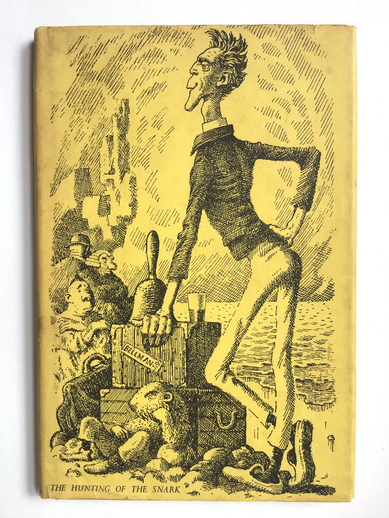 The Hunting of the Snark Mervyn Peake