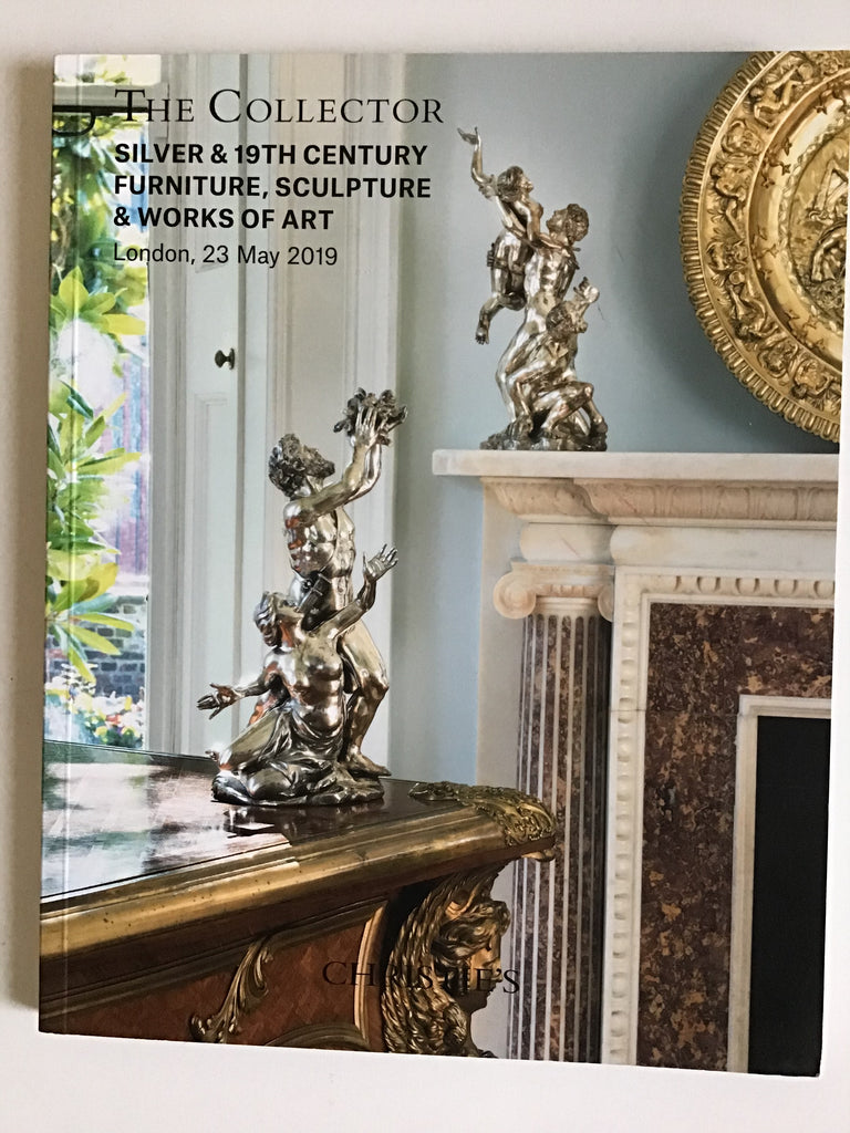 The Collector -- Silver & 19th Century Furniture, Sculpture & Works of Art