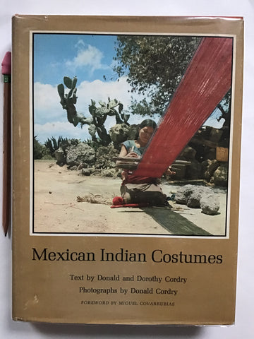 Mexican Indian Costume