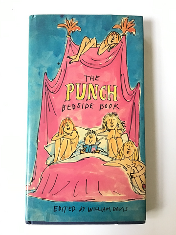 The Punch Bedside Book quentin blake