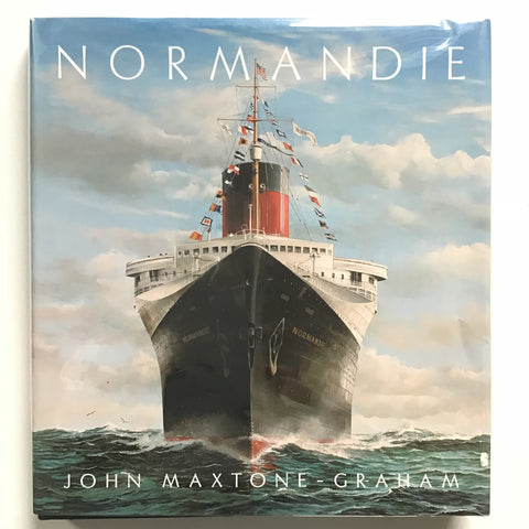 Normandie France's Legendary Art Deco Ocean Liner