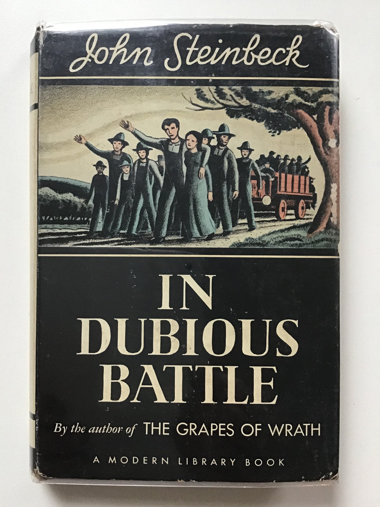 In Dubious Battle by John Steinbeck