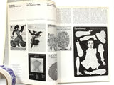 Gebrauchsgraphik magazine on International Advertising Art July 1970