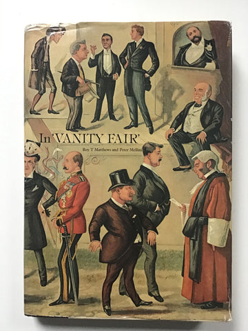 by Roy T. Matthews and Peter Mellini  Berkeley: University of California Press, 1982. Large hardcover with jacket devoted to portaits from the original Vanity Fair magazine in Victorian London. A great resource for mens' suits and dress, even sportswear of the period.