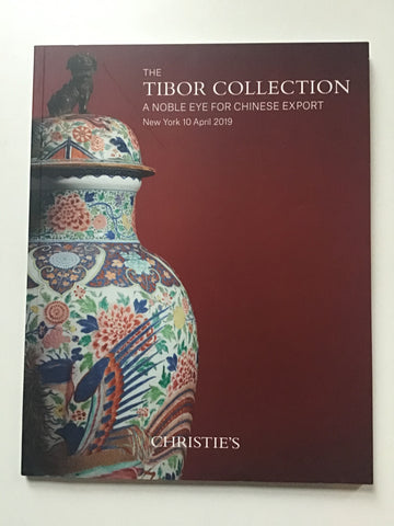 The Tibor Collection -- A Noble Eye for Chinese Export