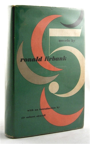 5 Novels by Ronald Firbank