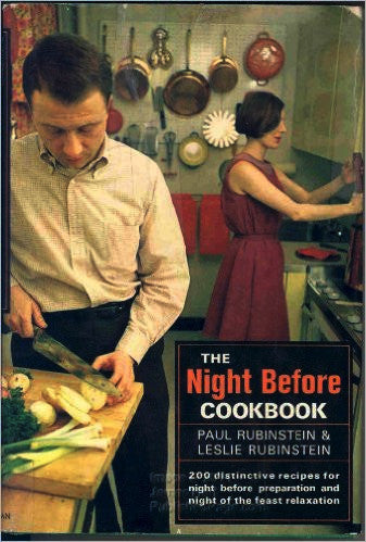 The Night Before Cookbook