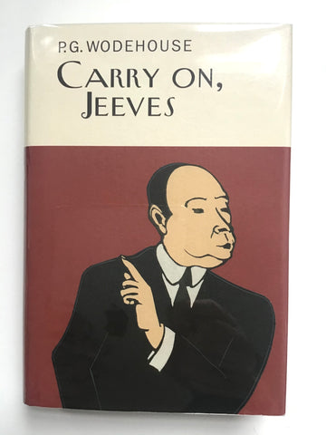 Carry on Jeeves by P. G. Wodehouse