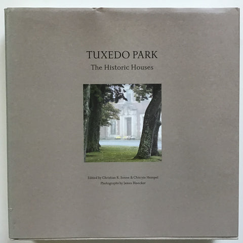 Tuxedo Park The Historic Houses