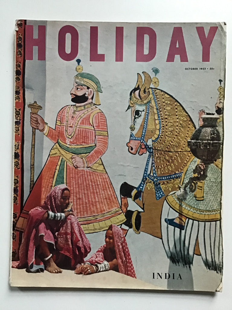 Holiday magazine October 1953