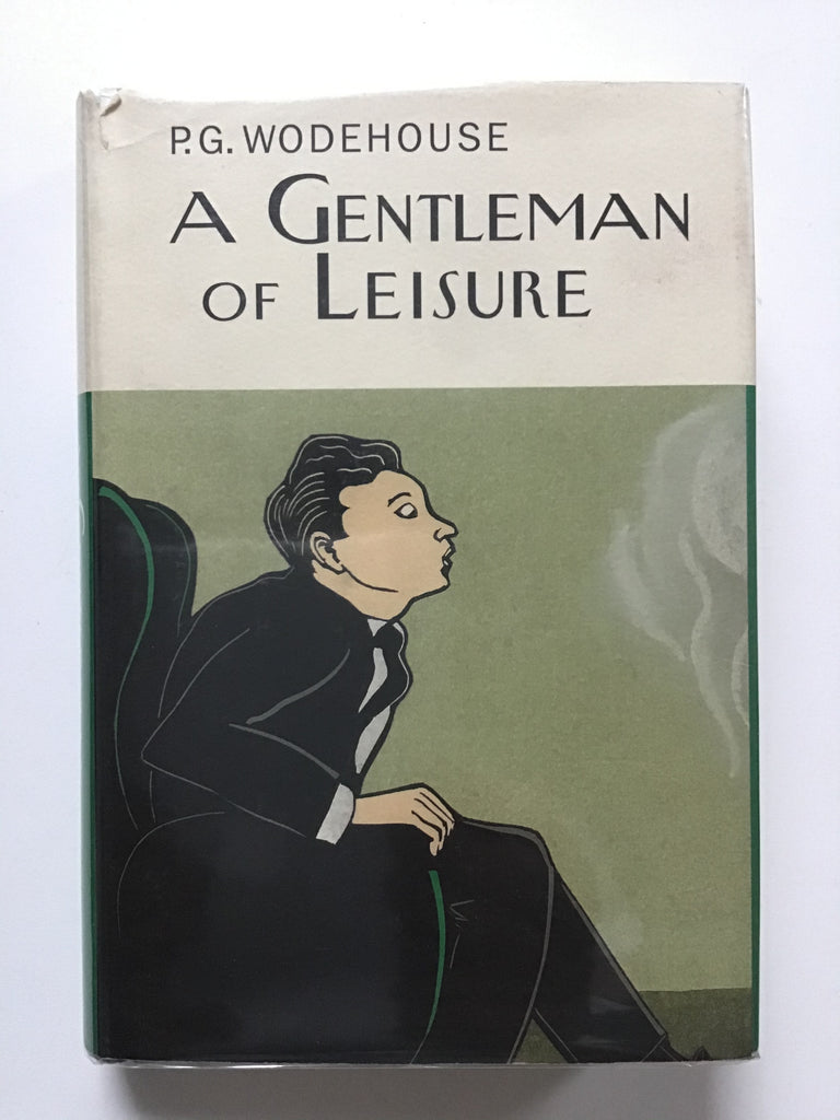 A Gentleman of Leisure by P. G. Wodehouse