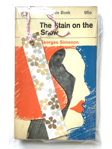The Stain on the Snow by Georges Simenon